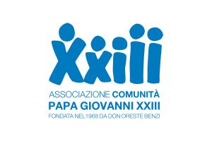 Logo dell'associazione Comunità Papa Giovanni 23
