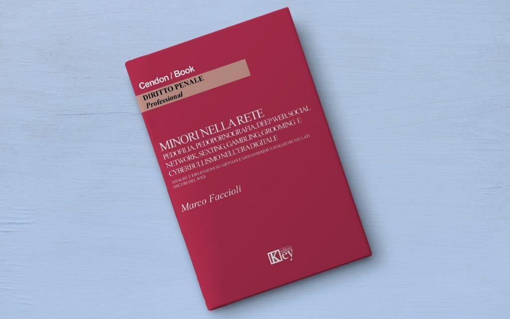 copertina libro Minori nella rete